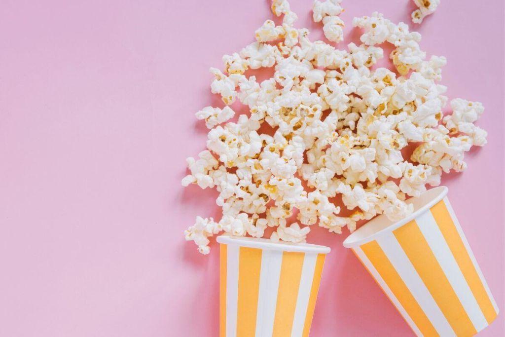 Wartości odżywcze popcornu - znanej i lubianej przekąski