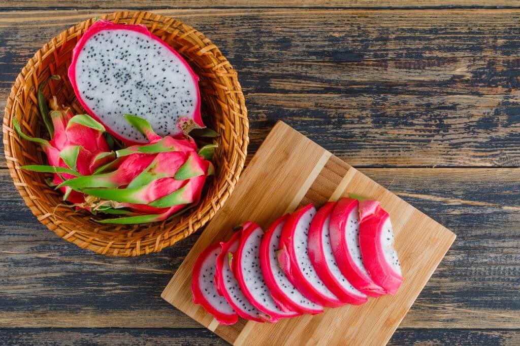 Smoczy owoc - pitaja charakterystyka i właściwości